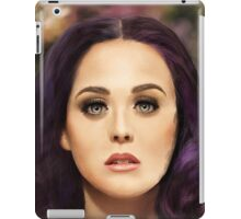 Katy Perry Painting iPad Case/Skin