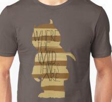 Wild Thing Silhouette Unisex T-Shirt