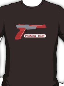 Packing Heat - Zapper T-Shirt