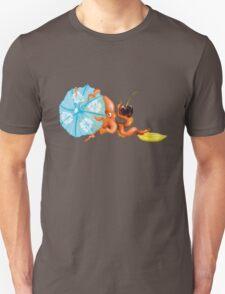 Cocktail Octopus T-Shirt