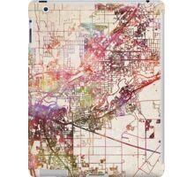 Sacramento map iPad Case/Skin