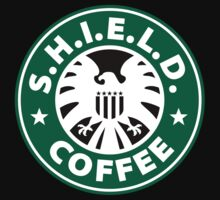 SHIELD Coffee by MrHSingh