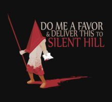 Silent Hill Delivery by ravefirell