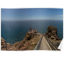 Lighthouse - Point Reyes Poster