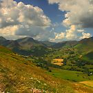Derwent Fells Cumbria by Jon Lees