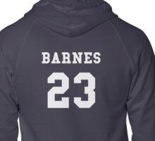 BARNES Zipped Hoodie