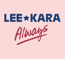 Lee and Kara 4Ever by FANATEE
