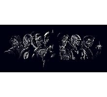 The Justice League Photographic Print