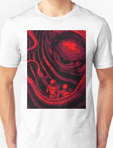 CTHULHU OUT OF SPACE Unisex T-Shirt