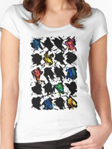 Spot On  Women's Fitted Scoop T-Shirt