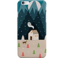 Winterworm iPhone Case/Skin