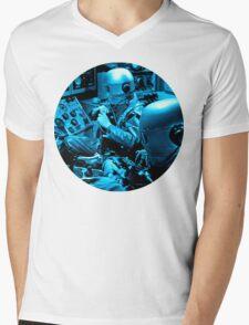 Ancient Astronauts Mens V-Neck T-Shirt