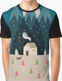 Winterworm Graphic T-Shirt