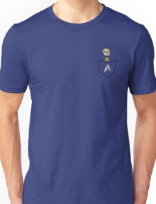 Pocket Kirk Unisex T-Shirt