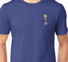 Pocket Kirk Unisex T-Shirt