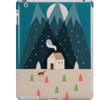 Winterworm iPad Case/Skin