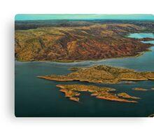 Lake Argyle Canvas Print