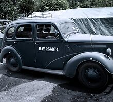 RAF Staff Car by C P  v 2