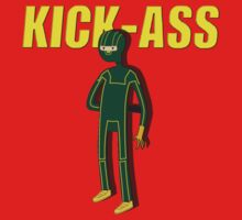 Kick Ass V. 2.0 by ikarus³ .