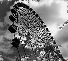 The Ferris Wheel by Kristina Bychkova