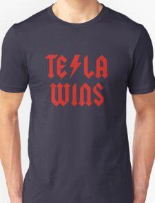 Tesla Wins T-Shirt