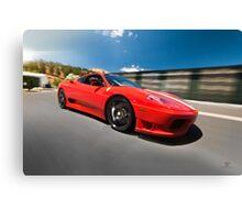 Ferrari 360 Challenge Stradale | Rigged Canvas Print