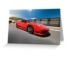 Ferrari 360 Challenge Stradale | Rigged Greeting Card