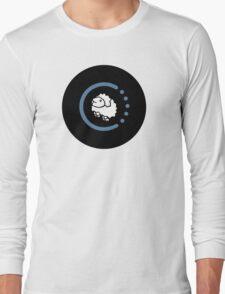 MrSuicideSheep logo Long Sleeve T-Shirt