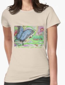 From Caterpillar to Butterfly T-Shirt