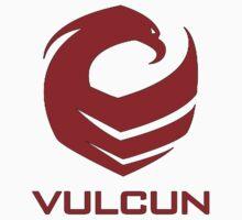 Vulcun logo by Nova1x