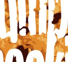 Cumbercookie Sticker