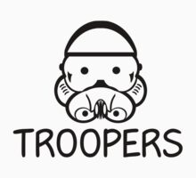 Trooper eyes 1 Kids Clothes