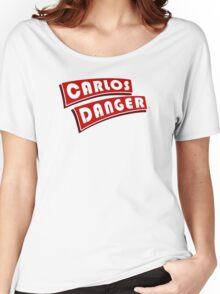 Carlos Danger aka Anthony Weiner T-Shirt Plain Women's Relaxed Fit T-Shirt