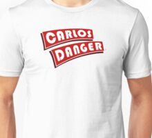Carlos Danger aka Anthony Weiner T-Shirt Plain Unisex T-Shirt