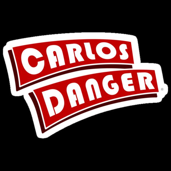 Carlos Danger aka Anthony Weiner T-Shirt Plain by BroadcastMedia