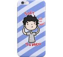 Soft Darren iPhone Case/Skin