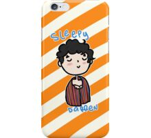 Sleepy Darren iPhone Case/Skin