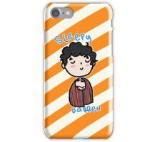Sleepy Darren iPhone Case/Skin