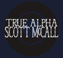 true alpha Scott McCall by Kiluvi