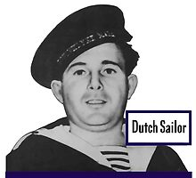 Dutch Sailor -- This Man Is Your Friend by warishellstore