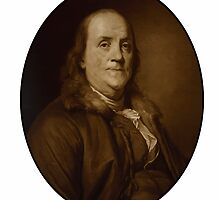Benjamin Franklin by warishellstore