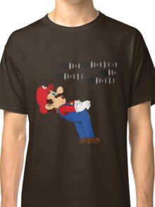 Mario Matrix. Classic T-Shirt