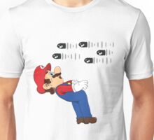 Mario Matrix. Unisex T-Shirt