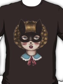 Ceremony - Masked Bunny lass T-Shirt