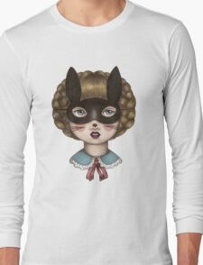 Ceremony - Masked Bunny lass Long Sleeve T-Shirt