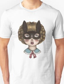 Ceremony - Masked Bunny lass Unisex T-Shirt