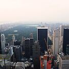 New York City Skyline - North (Top of the Rock) by JordanDefty