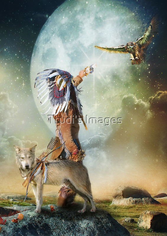The Messenger by Trudi's Images