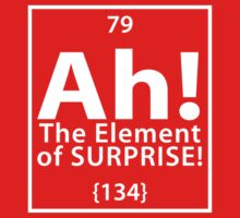 Ah! The Element of Surprise by WickedCool