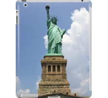 Full Frontal - Statue of Liberty iPad Case/Skin